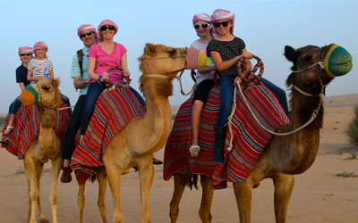 Camel Ride Dubai