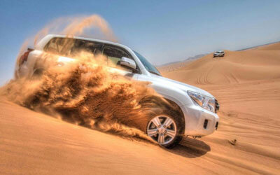 Dubai Desert Safari self-drive