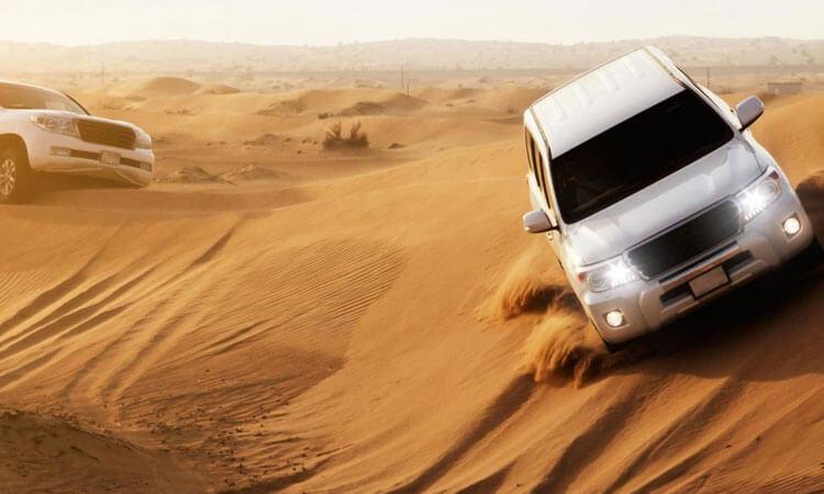 Dubai Desert Safari self-drive
